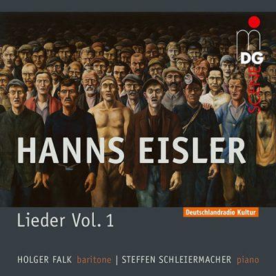 Hanns Eisler: Lieder 1