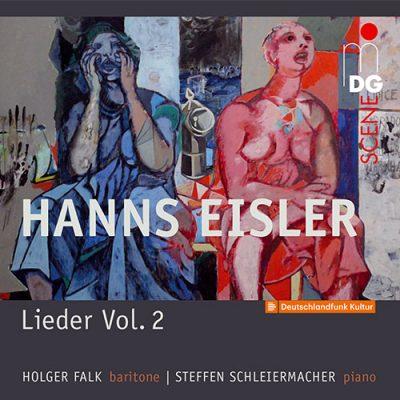 Hanns Eisler: Lieder 2