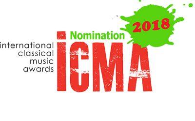 "Holger Falk nominated for ""International Classical Music Award 2018"""