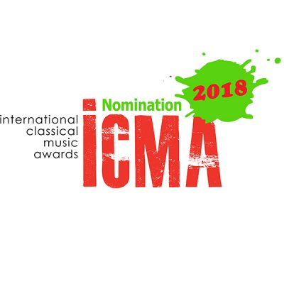 "Holger Falk nominated for ""International Classical Music Award 2018"""