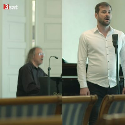 Beitrag Hanns Eisler auf 3Sat Kulturzeit