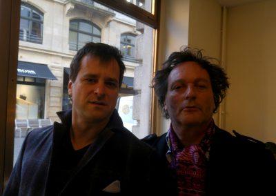 Holger Falk & Michael Wertmüller