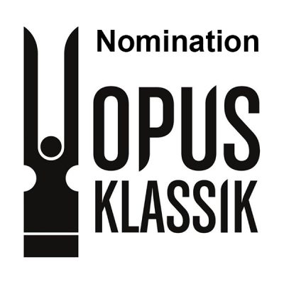 "Holger Falk nominated for ""singer of the year"" and ""Liedeinspielung des Jahres"" for the OPUS KLASSIK AWARD 2019"