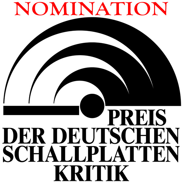 "Holger Falk again nominated for ""Preis der deutschen Schallplattenkritik 2020"" (German record critics award 2020)"