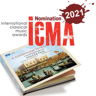 """Il gondoliere veneziano"" – Nomination for the International Classical Music Award 2021"