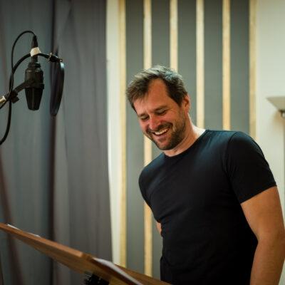 "CD recording: ""Da Himme fia uns Weana"""